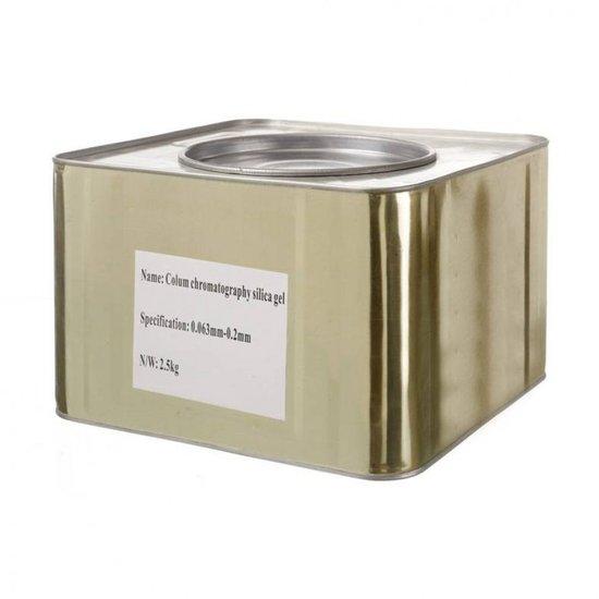 Kieselgel 60 Extra Fine 0.040 – 0.063mm.