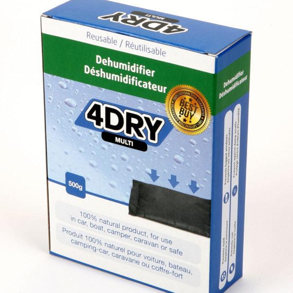 4Dry multi dehumidifier