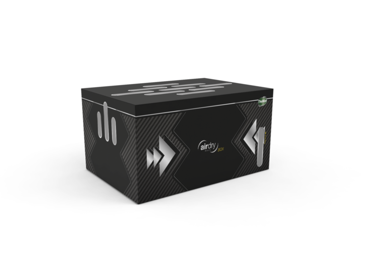 Airdry Box Caravan Entfeuchter